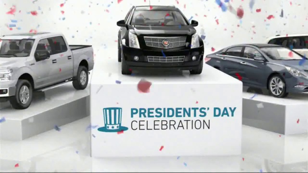 Enterprise Presidents Day Celebration TV Commercial, 'Special Trade-In Offer'