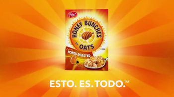 Honey Bunches of Oats TV Spot, 'ESTO. ES. TODO.: Chévere' [Spanish] - Thumbnail 2
