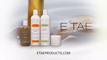 E'TAE Natural Products TV Spot, 'Your Healthy Hair Care Go To Products' - Thumbnail 9
