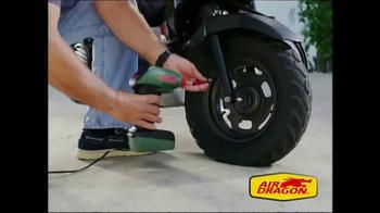 Air Dragon TV Spot, 'Compresor de aire portátil' [Spanish] - Thumbnail 5
