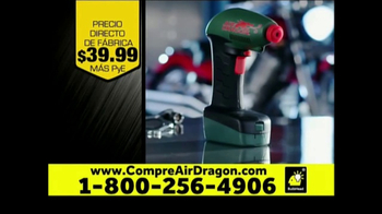 Air Dragon TV Spot, 'Compresor de aire portátil' [Spanish] - Thumbnail 8