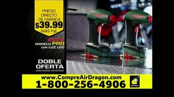 Air Dragon TV Spot, 'Compresor de aire portátil' [Spanish] - Thumbnail 9