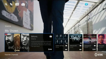 PlayStation Vue TV Spot, 'What If: Billions, Westworld, Game of Thrones' - Thumbnail 4