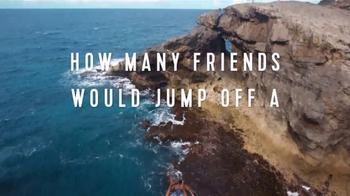 Royal Caribbean Cruise Lines TV Spot, 'Jump Off a Cliff' - Thumbnail 2