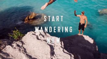 Royal Caribbean Cruise Lines TV Spot, 'Jump Off a Cliff' - Thumbnail 5