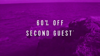 Royal Caribbean Cruise Lines TV Spot, 'Jump Off a Cliff' - Thumbnail 6