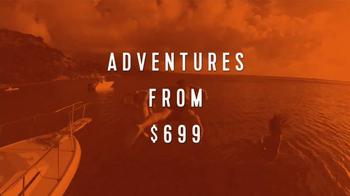Royal Caribbean Cruise Lines TV Spot, 'Jump Off a Cliff' - Thumbnail 7