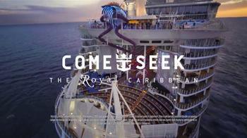 Royal Caribbean Cruise Lines TV Spot, 'Jump Off a Cliff' - Thumbnail 8