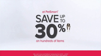 PetSmart Stock Up & Save TV Spot, 'Toys and Treats' Song by Queen - Thumbnail 3