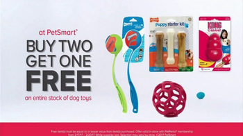 PetSmart Stock Up & Save TV Spot, 'Toys and Treats' Song by Queen - Thumbnail 5