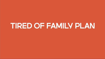 Boost Mobile Family Plan TV Spot, 'Four Lines for $100' - Thumbnail 2