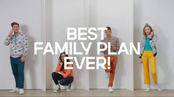 Boost Mobile Family Plan TV Spot, 'Four Lines for $100' - Thumbnail 4