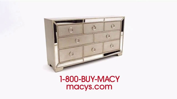 Macy's Presidents Day Furniture Sale TV Spot, 'Furniture for Every Room' - Thumbnail 8