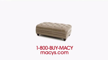 Macy's Presidents Day Furniture Sale TV Spot, 'Furniture for Every Room' - Thumbnail 9
