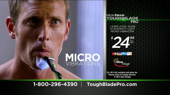 MicroTouch Toughblade Pro TV Spot, 'Whole New Light' Featuring Brett Farve - Thumbnail 6