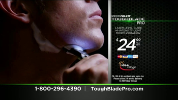 MicroTouch Toughblade Pro TV Spot, 'Whole New Light' Featuring Brett Farve - Thumbnail 7