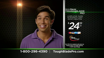 MicroTouch Toughblade Pro TV Spot, 'Whole New Light' Featuring Brett Farve - Thumbnail 8