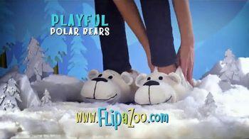 FlipaZoo Slippers TV Spot, 'Wear the Fun'