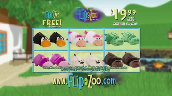 FlipaZoo Slippers TV Spot, 'Wear the Fun' - Thumbnail 7