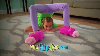 FlipaZoo Slippers TV Spot, 'Wear the Fun' - Thumbnail 4