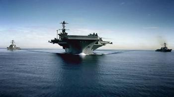 U.S. Navy TV Spot, 'En todo el mundo' [Spanish] - Thumbnail 1