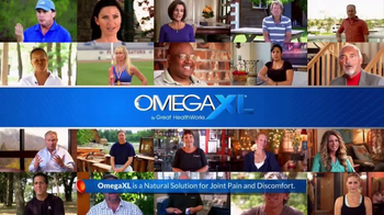 Omega XL TV Spot, 'Real Stories' - Thumbnail 3