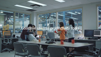 General Electric TV Spot, 'Goodbye Useless Productivity Tools' - Thumbnail 8