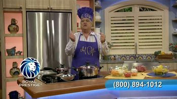 Royal Prestige TV Spot, 'Silicona' con Chef Pepín [Spanish] - 2 commercial airings