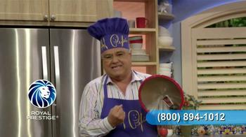 Royal Prestige TV Spot, 'Silicona' con Chef Pepín [Spanish] - Thumbnail 4