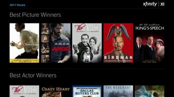 XFINITY X1 TV Spot, 'Oscars' - Thumbnail 6