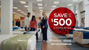 Mattress Firm Presidents Day Sale TV Spot, 'Adjustable Sets' - Thumbnail 2