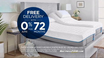 Mattress Firm Presidents Day Sale TV Spot, 'Adjustable Sets'