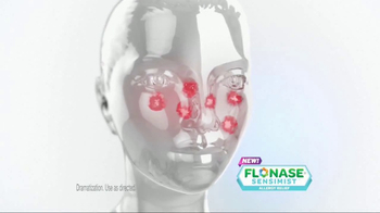 Flonase Sensimist TV Spot, 'Gentle Mist' - Thumbnail 5