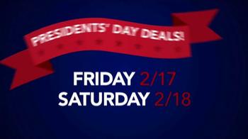 Discount Tire Presidents Day Deals TV Spot, 'Prepaid Cards' - Thumbnail 3