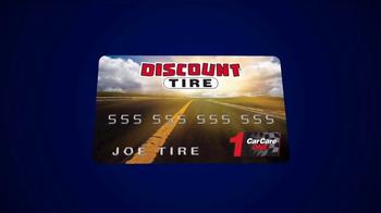 Discount Tire Presidents Day Deals TV Spot, 'Prepaid Cards' - Thumbnail 7