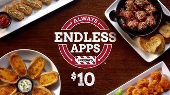 TGI Friday's Endless Apps TV Spot, 'Back for Good' - 6135 commercial airings