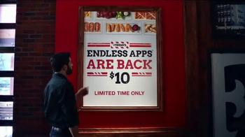 TGI Friday's Endless Apps TV Spot, 'Back for Good' - Thumbnail 1
