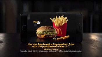 McDonald's Mac Jr. TV Spot, 'Just Right' - Thumbnail 10