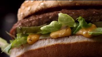 McDonald's Mac Jr. TV Spot, 'Just Right' - Thumbnail 2