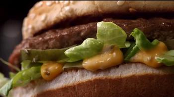 McDonald's Mac Jr. TV Spot, 'Just Right' - Thumbnail 3