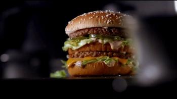 McDonald's Mac Jr. TV Spot, 'Just Right' - Thumbnail 4