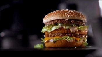 McDonald's Mac Jr. TV Spot, 'Just Right' - Thumbnail 5