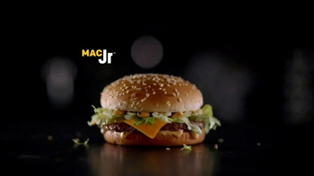McDonald's Mac Jr. TV Spot, 'Just Right' - Thumbnail 6