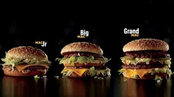 McDonald's Mac Jr. TV Spot, 'Just Right' - Thumbnail 7