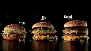 McDonald's Mac Jr. TV Spot, 'Just Right' - Thumbnail 8
