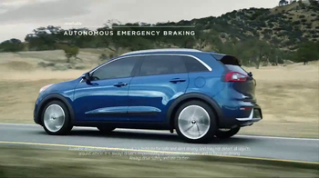 2017 Kia Niro TV Spot, 'Breakthroughs: Break Through Walls' [T1]