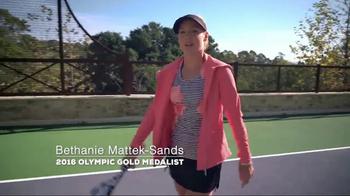 Tennis Warehouse TV Spot, 'Doubles Drills' Featuring Bethanie Mattek-Sands - 26 commercial airings