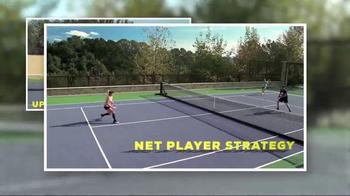 Tennis Warehouse TV Spot, 'Doubles Drills' Featuring Bethanie Mattek-Sands - Thumbnail 4