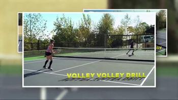Tennis Warehouse TV Spot, 'Doubles Drills' Featuring Bethanie Mattek-Sands - Thumbnail 5