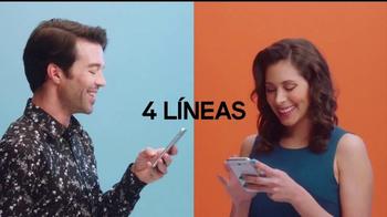 Boost Mobile Plan Familiar TV Spot, 'Cuatro líneas' [Spanish] - Thumbnail 7